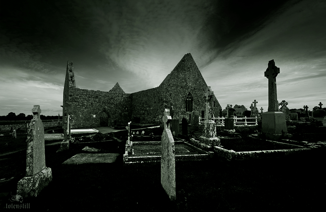 Kilmanock Cemetery and Abbey