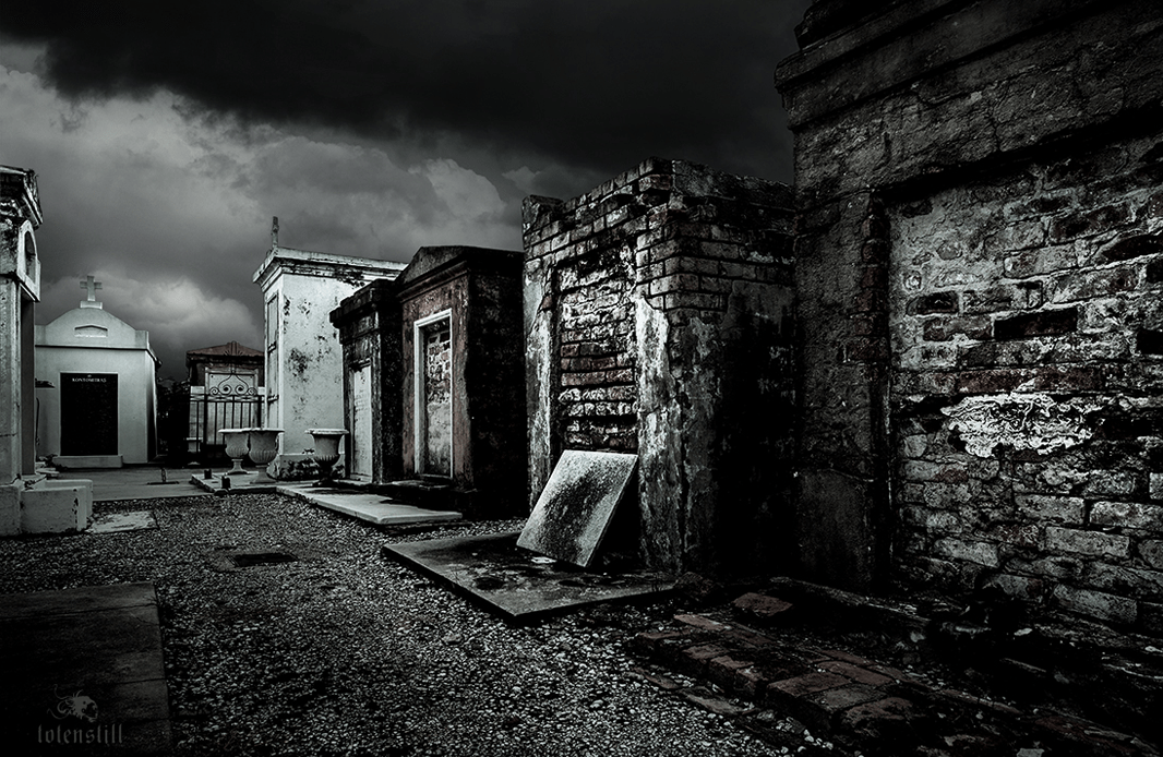 New Orleans St. Louis Cemetery No. 1